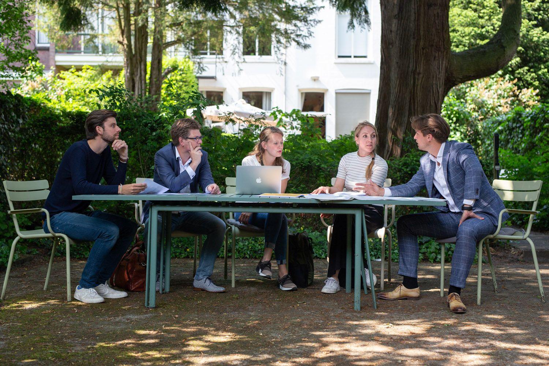 Driebergen, Bloemenheuvel, vergaderen, vergaderruimte, coachkamer, coachruimte, Driebergen, groepsruimte