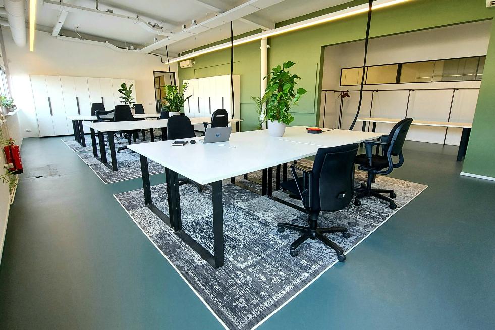 kantoorruimte Amsterdam noord